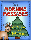 Morning Work: Morning Messages - 2nd and 3rd - December