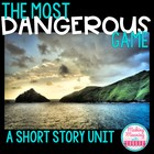 """Most Dangerous Game"" Short Story Unit"