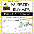 Mother Goose's Nursery Rhymes: Math, Literacy and Science Centers