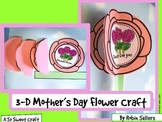 Mother's Day: {3-D Flower Book Craftivity Gift for Mom}