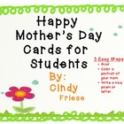 Mother's Day Cards: Create Your Own!