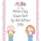 Mother's Day Coupon Booklet Filled With Cute Activities