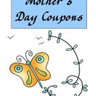 Mother's Day Coupon Clip