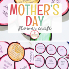 Mother's Day Coupon Flower