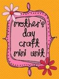 Mother's Day {A Mini Craft Unit}