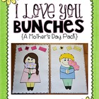 Mother's Day Flower Craft and Writing Activities {I Love Y
