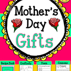 "Mother's Day Gifts! {Recipe Book +""I Am Your... You are My"
