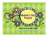 Mother's Day Packet Craftivity