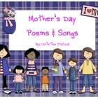 Mother's Day Songs & Poems Book/Gift Idea