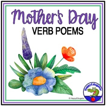 Mother's Day Verb Poem