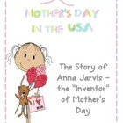 Mother's Day in the USA - Persuasive and Report Writing