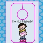 Mother's Day...Do Not Disturb