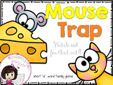 Mouse Trap - CVC words