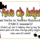 Movie Clip Analysis for SMARTER BALANCED & PARCC End-of-Ye