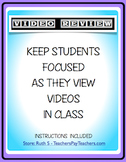 Movie Review for Students