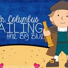 Mr. Columbus Sailing the Big Blue { A Mini Unit on Christo