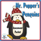 Mr. Popper's Penguins Assessment Packet