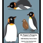 Mr. Popper's Penguins   Objective Tests Pack