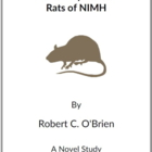 Mrs. Frisby and the Rats of NIMH -  (Reed Novel Studies)