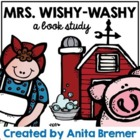 Mrs. Wishy-Washy  {a mini book study}