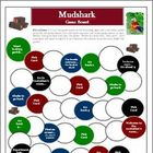 Mudshark by Gary Paulsen Game Board Creative Activity