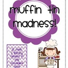 Muffin Tin Math & Literacy [12 centers in one!]