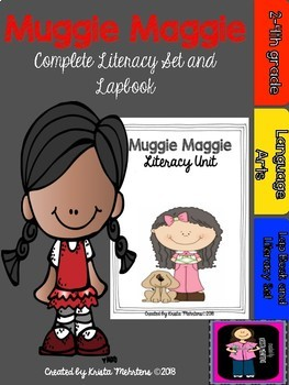 Muggie Maggie Literacy Unit-- aligned to Common Core Standards