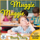 Muggie Maggie Novel Unit ~ Common Core Standard Aligned!