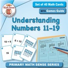 Multi-Match Cards KB: Understanding Numbers 11-19