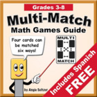 Multi-Match Games Guide with Create-A-Game Templates
