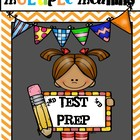 Multiple Meaning Words Test Prep-2nd or 3rd Grade