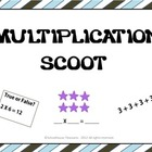 Multiplication Arrays Scoot