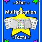 Multiplication Facts ~ Multiplication Chart ~ Multiplicati