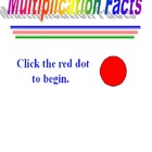 Multiplication Facts Powerpoint Preview