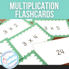 Multiplication Flashcards 1-12 tables (8 per page)