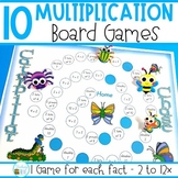 Multiplication Game Pack