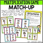 Multiplication Match Up