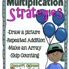 Multiplication Strategies for Learning the Facts, Second a