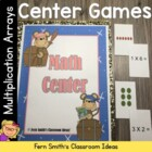 Multiplication Monkey Arrays Concentration, Go Fish & Old