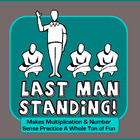 Multiplication + Number Sense + Luck = Last Man Standing Game!