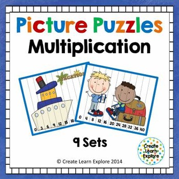 Multiplication Puzzles and More