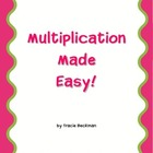 Multiplication The Easy Way!