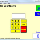 Multiplication Times Table Countdown Game for Interactive