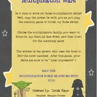 Multiplication Wars