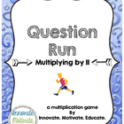 Multiplying by 11: Question Run Game