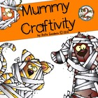 Mummy Craftivity with Coffee Filters for Skippyjon Jones a