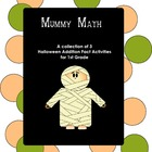 Mummy Math-- 3 Activities