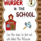 Murder in the School Mystery Solver