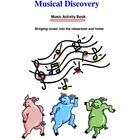 Music Activity Book for Classroom Teachers: K - 2nd