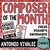 Music Composer of the Month: Antonio Vivaldi